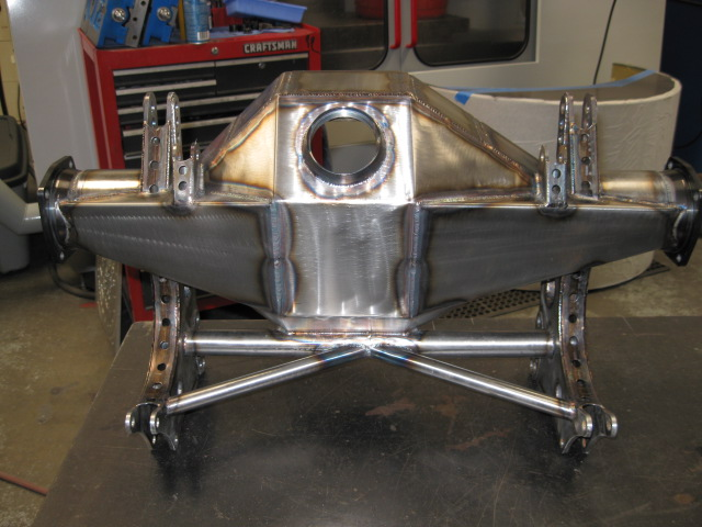 Rear End Housing